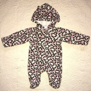 Other - 💕4 for $21💕 Infant bear suit 🐻💗